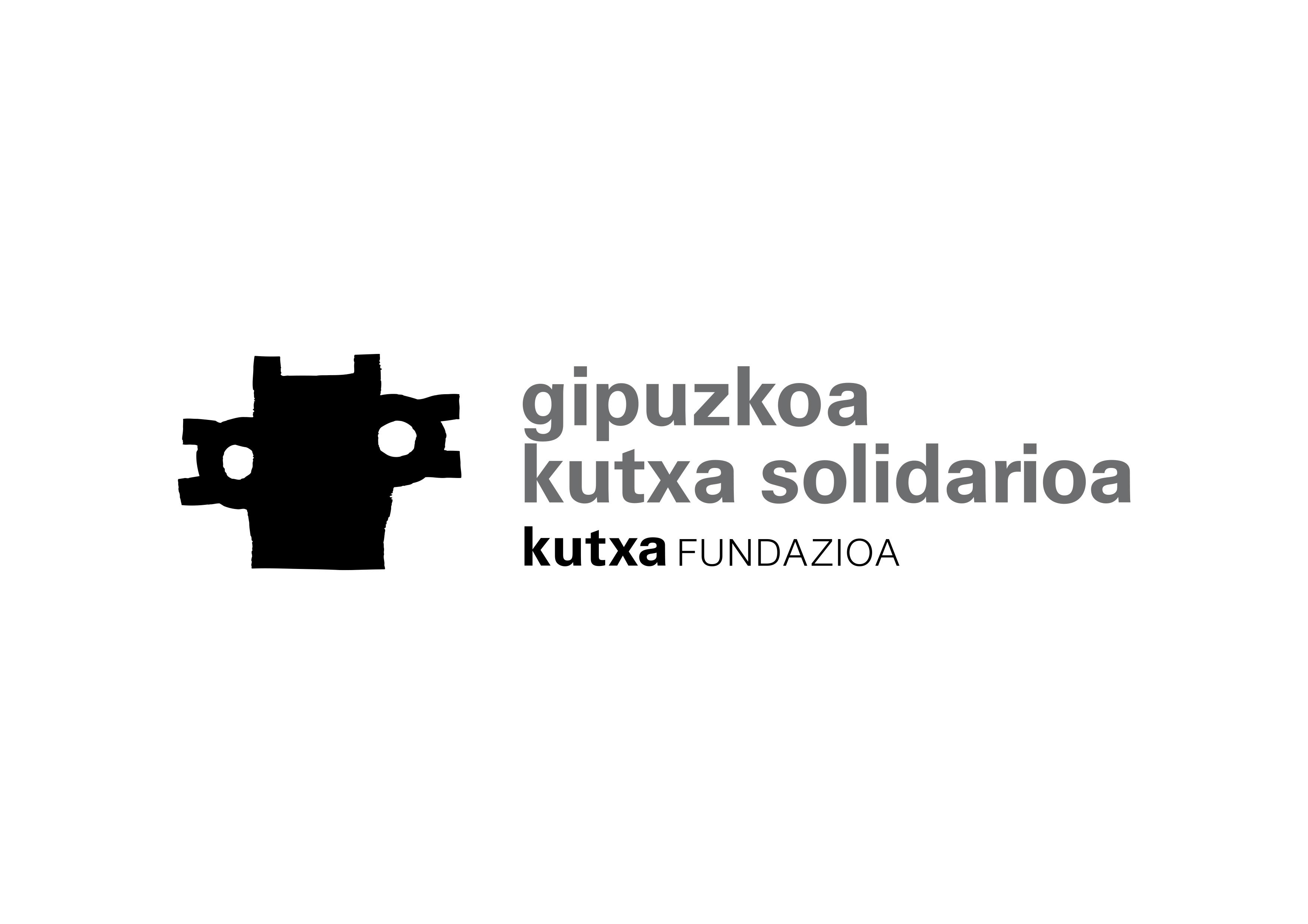 Logo de Gipuzkoa Solidarioa KutxaFundazioa
